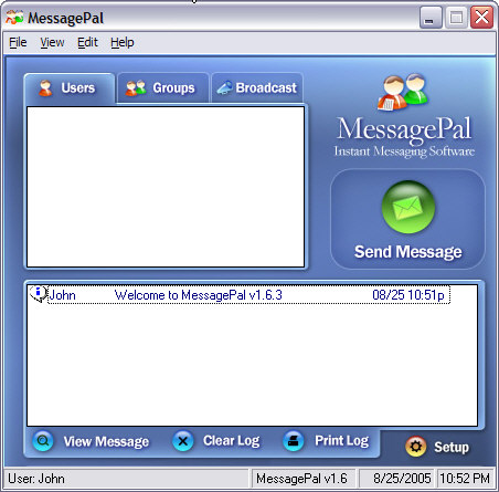 MessagePal 1.8.0
