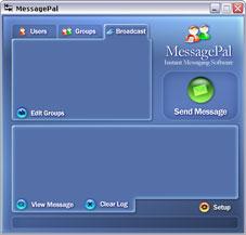 Messagepal instant office messenger software lan messaging office instant messaging - Office messaging software ...